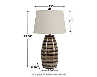 Darlon Table Lamp, , large