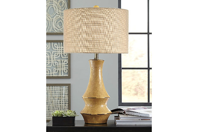 Jenci Table Lamp by Ashley HomeStore,