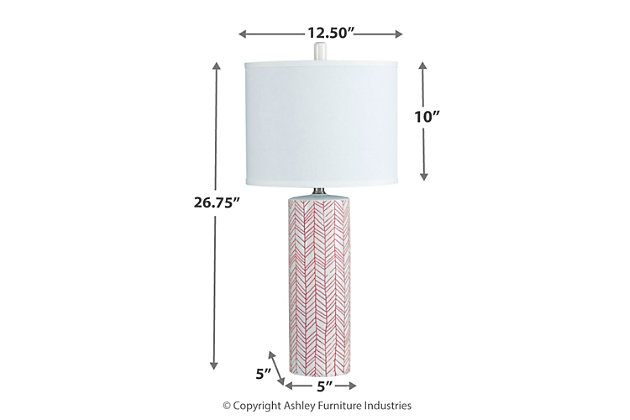Jaci Table Lamp (Set of 2), , large