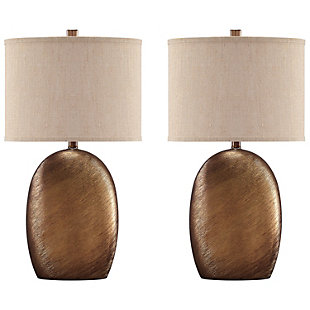 Lewelyn Table Lamp (Set of 2), , large