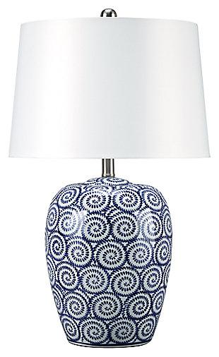 Malini Table Lamp, , large