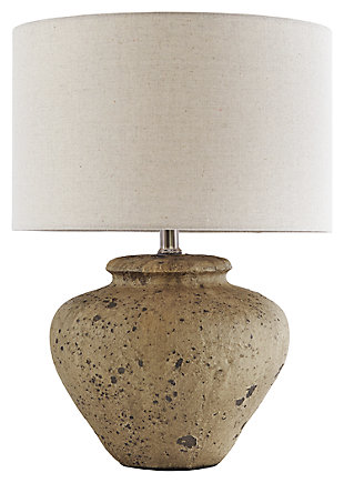 Table lamps illuminate your space ashley furniture homestore mahfuz table lamp large aloadofball Images