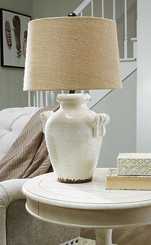 Emelda Table Lamp, , rollover
