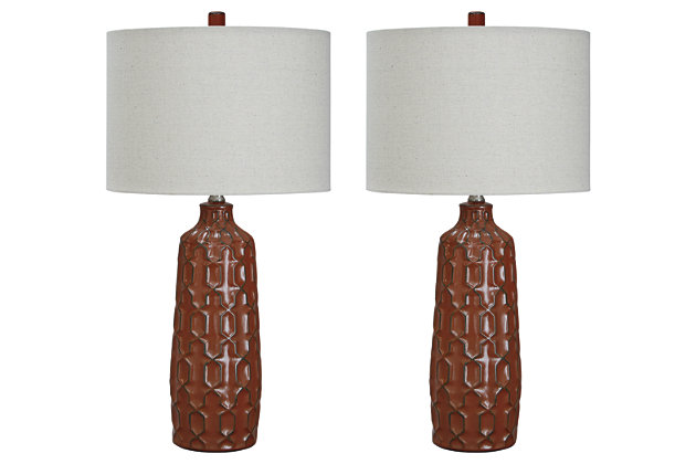 Mab Table Lamp (Set of 2), , large