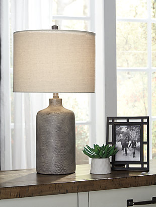 Linus Table Lamp, , rollover