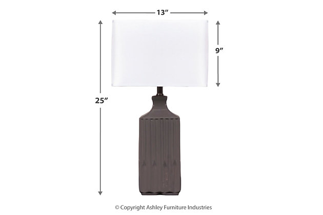 Patience Table Lamp (Set of 2), , large