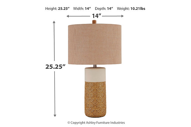 Evalyn Table Lamp (Set of 2), , large