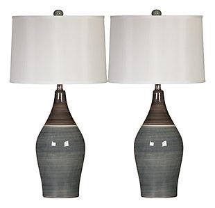 Niobe Table Lamp (Set of 2), , large