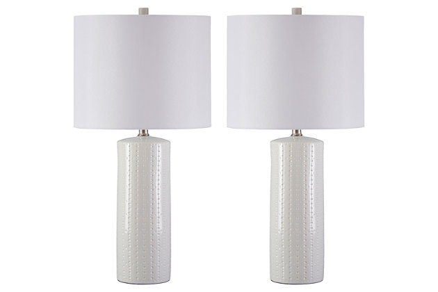 Steuben Table Lamp (Set of 2), , large