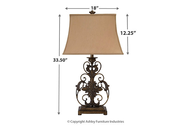 Sallee Table Lamp, , large