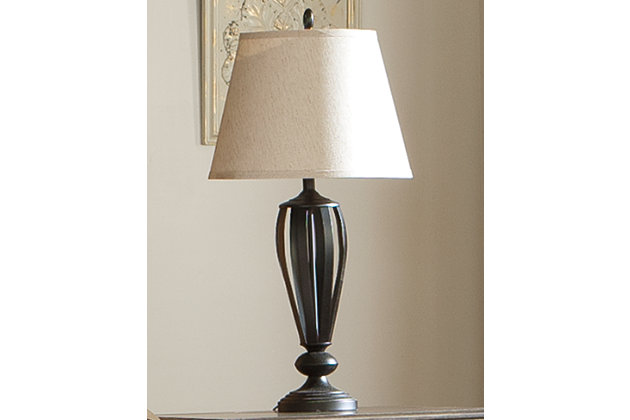 Mildred table lamp set of 2 ashley furniture homestore mildred table lamp set of 2 large aloadofball Gallery