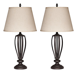 Mildred Table Lamp (Set of 2), , large