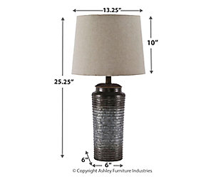 Norbert Table Lamp (Set of 2), , large