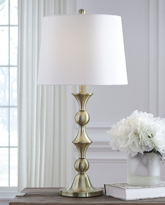 Genevieve Table Lamp (Set of 2), , large