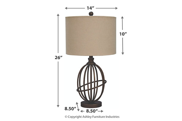 Manasa Table Lamp, , large