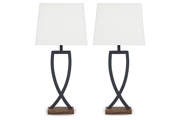 Makara Table Lamp (Set of 2), , large
