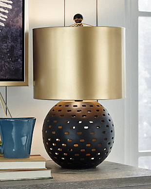 Mareike Table Lamp, , rollover