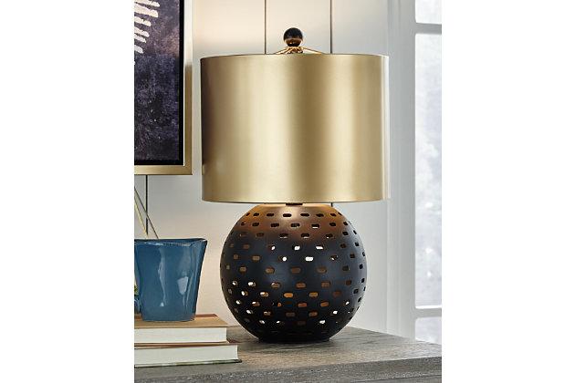 Mareike Table Lamp, , large