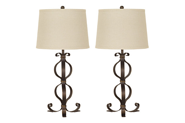 Simeron Table Lamp (Set of 2), , large
