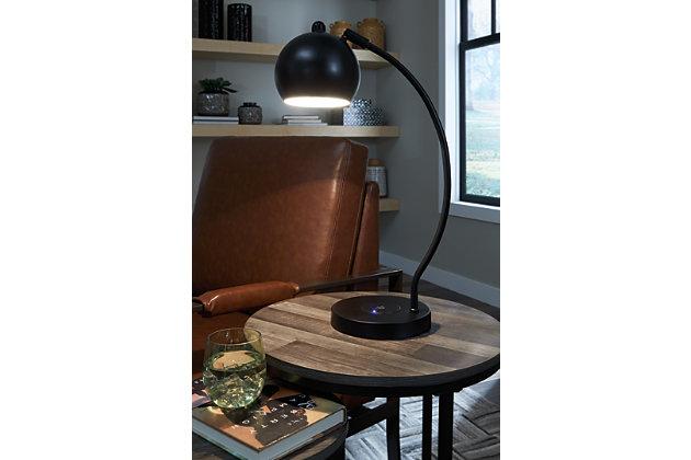 Marinel Desk Lamp, , large