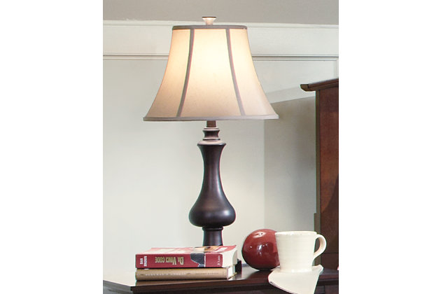 Nidra table lamp set of 2 large