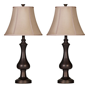 Nidra Table Lamp (Set of 2), , large