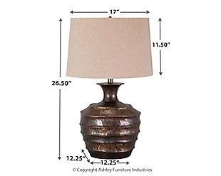 Kymani Table Lamp, , large