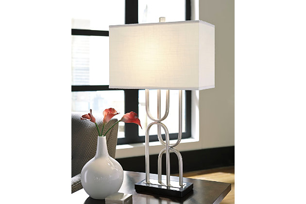 Darielle Table Lamp, , large