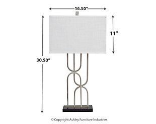 Darielle Table Lamp, , large
