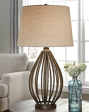 Darrius Table Lamp Ashley Furniture Homestore