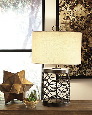 Aryan Table Lamp, , rollover