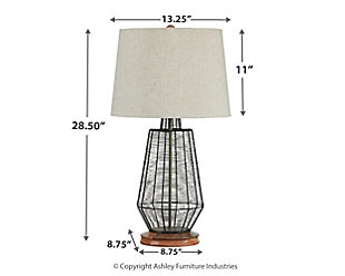 Artie Table Lamp, , large
