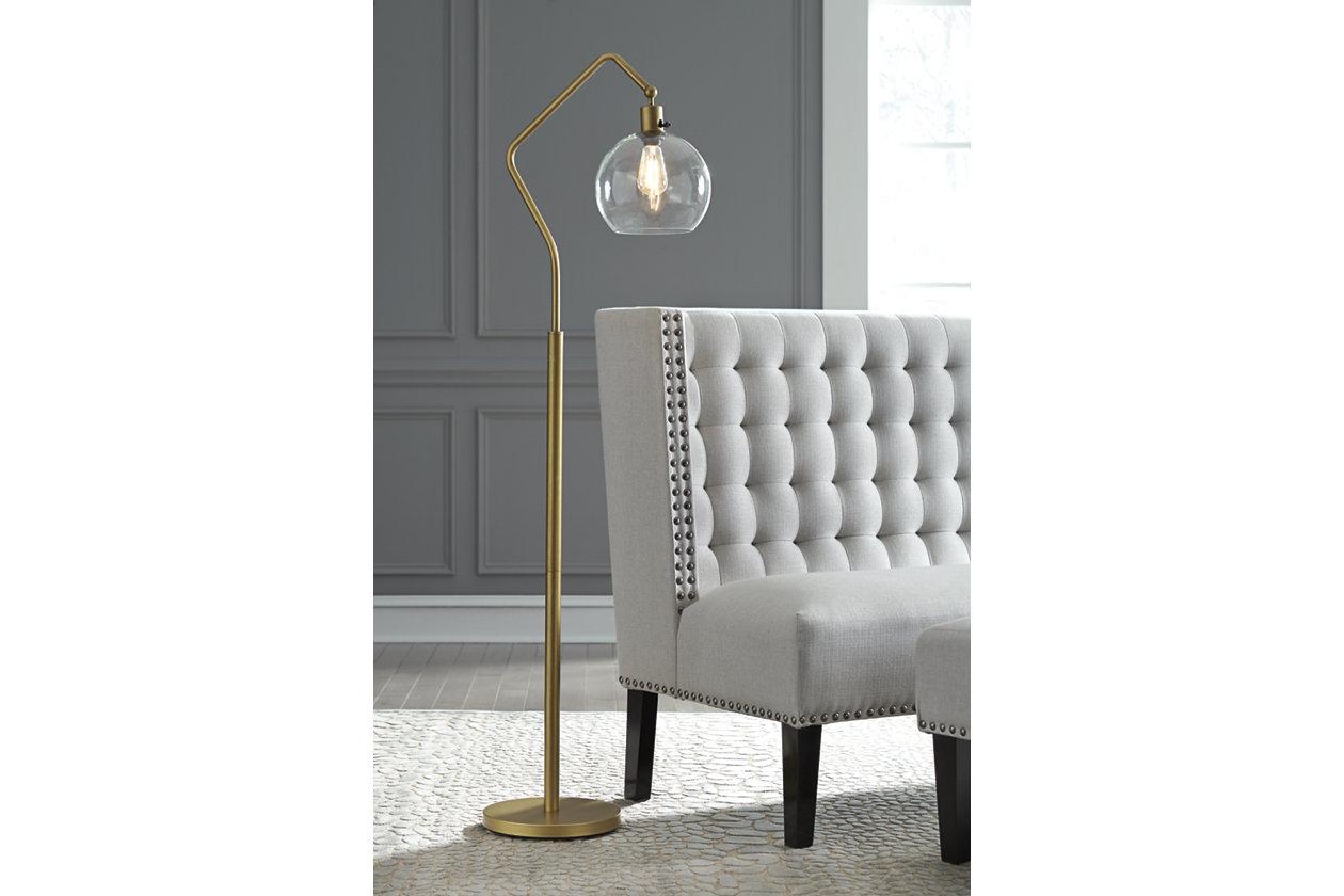 Brilliant Marilee Floor Lamp Ashley Furniture Homestore Cjindustries Chair Design For Home Cjindustriesco