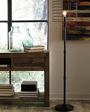 Javan Floor Lamp, , rollover