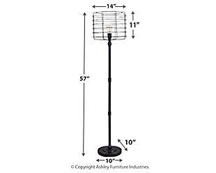 Javan Floor Lamp, , large