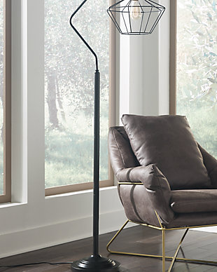 Makeika Floor Lamp, , rollover