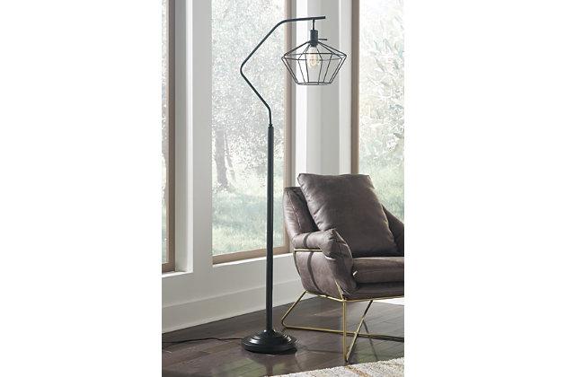 Makeika Floor Lamp, , large