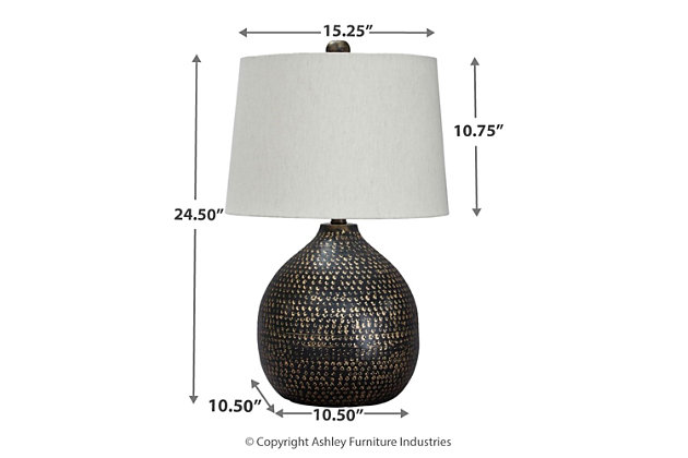 Maire Table Lamp, , large