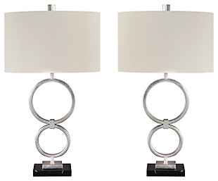 Mansoor Table Lamp (Set of 2), , large