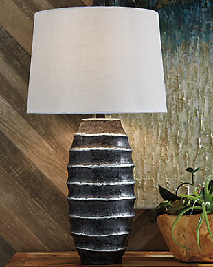 Billow Table Lamp, , rollover