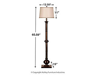 Oakleigh Floor Lamp, , large