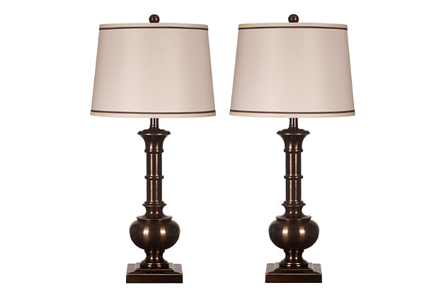 Oakleigh Table Lamp (Set of 2), , large