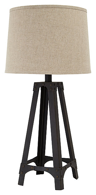 Satchel Table Lamp, , large