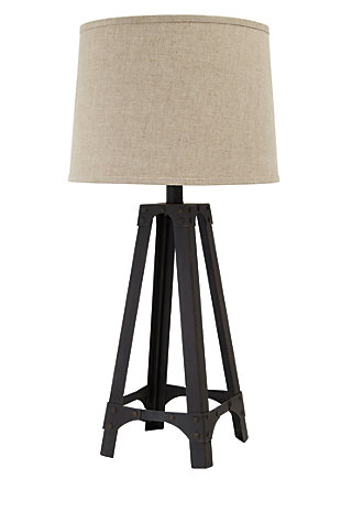Satchel Table Lamp, , large