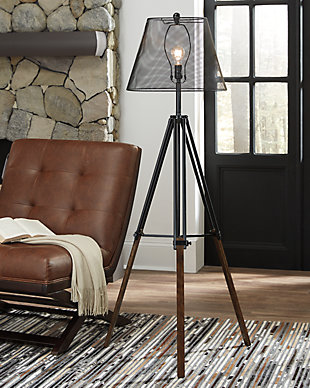 Leolyn Floor Lamp, , rollover