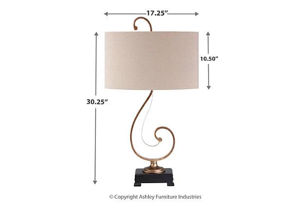 Tahir Table Lamp, , large