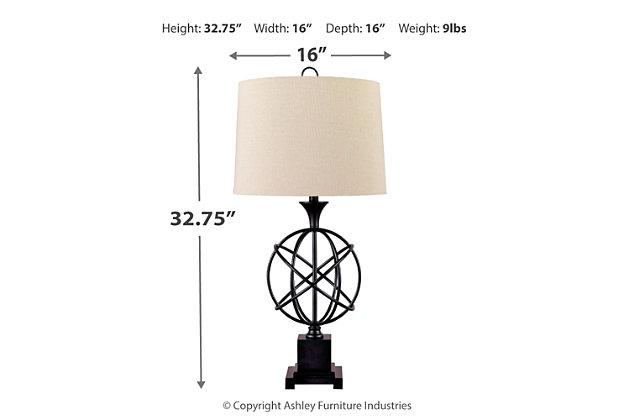 Camren Table Lamp, , large