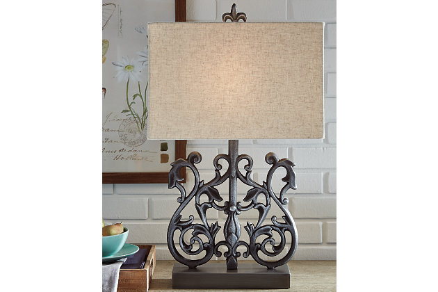 Capper Table Lamp, , large