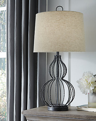 Linora Table Lamp, , rollover
