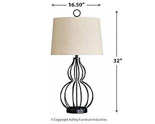 Linora Table Lamp, , large